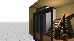 Raumgestaltung Haus Nötsch in der Kategorie Halle