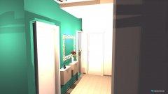 Raumgestaltung hodnik in der Kategorie Halle