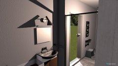 Raumgestaltung hol +wc in der Kategorie Halle