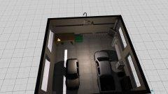 Raumgestaltung iisak in der Kategorie Halle