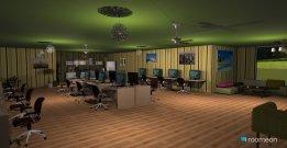 Raumgestaltung internet cafe in der Kategorie Halle