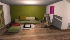 Raumgestaltung Kinderräume in der Kategorie Halle