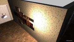 Raumgestaltung koridor in der Kategorie Halle