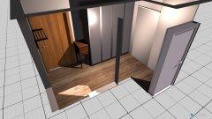 Raumgestaltung KORYTARZ in der Kategorie Halle