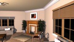 Raumgestaltung Living dos in der Kategorie Halle