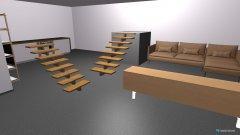 Raumgestaltung loft in der Kategorie Halle