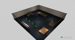 Raumgestaltung Lotte in der Kategorie Halle