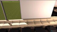Raumgestaltung Lounge in der Kategorie Halle
