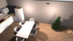 Raumgestaltung Mieszkanie do bani in der Kategorie Halle