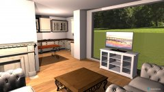 Raumgestaltung Nappali in der Kategorie Halle