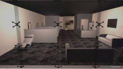 Raumgestaltung Nero Schlieren V2 in der Kategorie Halle