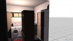 Raumgestaltung penthouse-hwr in der Kategorie Halle