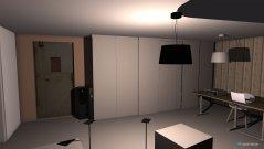 Raumgestaltung Proberaum 2 in der Kategorie Halle