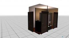 Raumgestaltung przedpokój in der Kategorie Halle