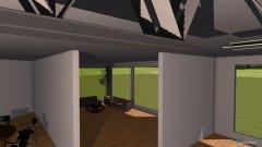 Raumgestaltung raum in der Kategorie Halle