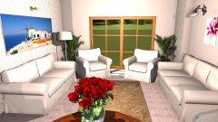 Raumgestaltung reseption 2 in der Kategorie Halle