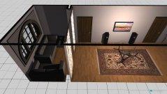 Raumgestaltung room  in der Kategorie Halle