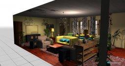 Raumgestaltung Rosli Tpcana in der Kategorie Halle