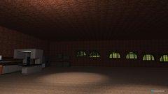 Raumgestaltung Saal in der Kategorie Halle