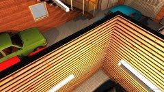 Raumgestaltung Stadel in der Kategorie Halle