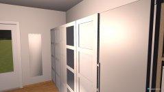 Raumgestaltung Waschküche in der Kategorie Halle