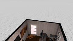 Raumgestaltung wohnzimmer in der Kategorie Halle