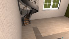 Raumgestaltung Wohnzimmer_Halle in der Kategorie Halle