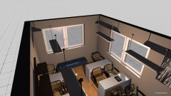 Raumgestaltung Zala_1 in der Kategorie Halle