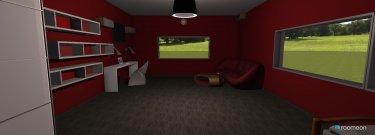 Raumgestaltung zuza pokoj in der Kategorie Halle