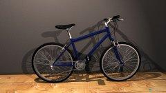 Raumgestaltung Zweiradperle 2 in der Kategorie Halle