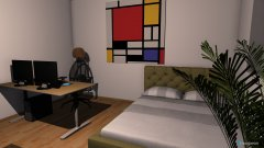 Raumgestaltung 1.0 in der Kategorie Hobbyraum