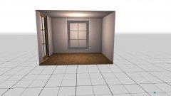 Raumgestaltung 1.Raum(test) in der Kategorie Hobbyraum