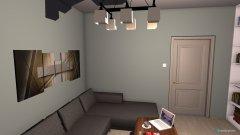 Raumgestaltung 1 work in der Kategorie Hobbyraum