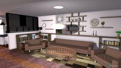 Raumgestaltung 2 livingrooms  in der Kategorie Hobbyraum