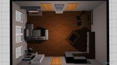 Raumgestaltung 2 versuch in der Kategorie Hobbyraum