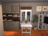 Raumgestaltung 2pokoje_1 - renovation in der Kategorie Hobbyraum