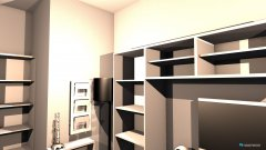 Raumgestaltung 318 TV ROOM in der Kategorie Hobbyraum