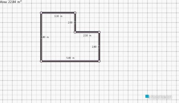 Raumgestaltung A1 in der Kategorie Hobbyraum