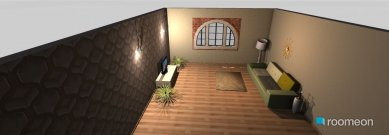 Raumgestaltung ABCD in der Kategorie Hobbyraum