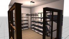 Raumgestaltung abstellen in der Kategorie Hobbyraum