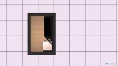 Raumgestaltung Abstellkammer in der Kategorie Hobbyraum