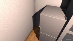 Raumgestaltung Abstellraum mit Möbel in der Kategorie Hobbyraum