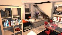 Raumgestaltung alba3 in der Kategorie Hobbyraum