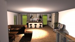 Raumgestaltung Anbau in der Kategorie Hobbyraum
