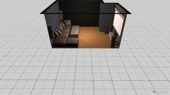 Raumgestaltung andere Variante in der Kategorie Hobbyraum