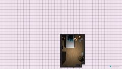 Raumgestaltung Anika1 in der Kategorie Hobbyraum