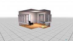 Raumgestaltung annis grundriss in der Kategorie Hobbyraum