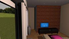 Raumgestaltung Apartamento in der Kategorie Hobbyraum