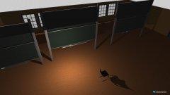 Raumgestaltung Aufenthaltsraum in der Kategorie Hobbyraum