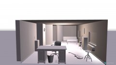 Raumgestaltung Aufnahme in der Kategorie Hobbyraum